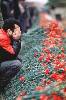 شهیدلر خییاوانیندا(باکی) - 1990 - رضا دقتی